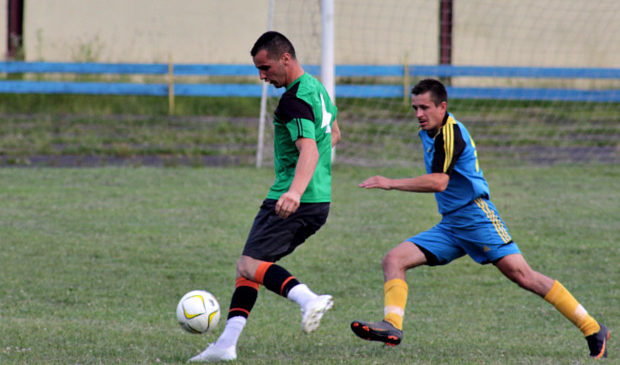 Результати ІІ кола 10 туру ігр Чемпіонату району з футболу