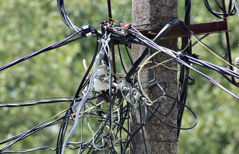 Обмеження електропостачання