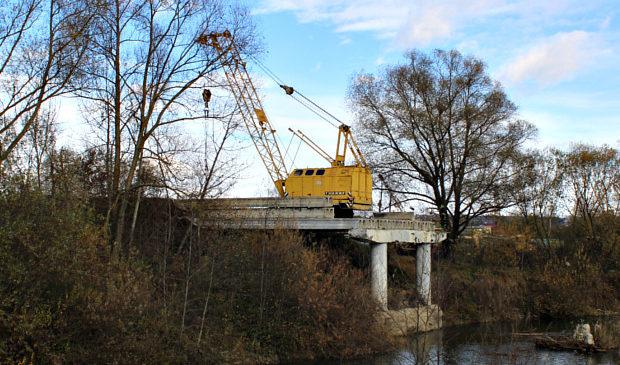 Міст по вул. Клинівській повинні почати ремонтувати з 1 вересня
