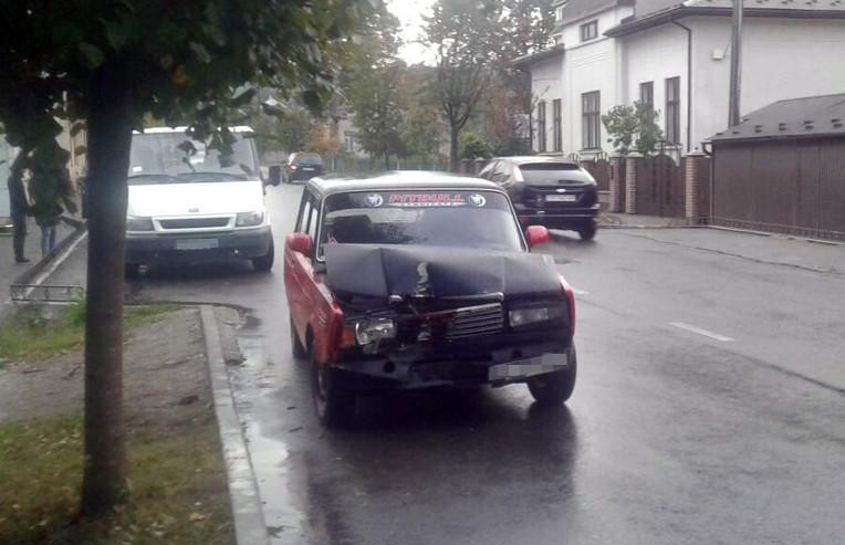 ДТП Чернівецька