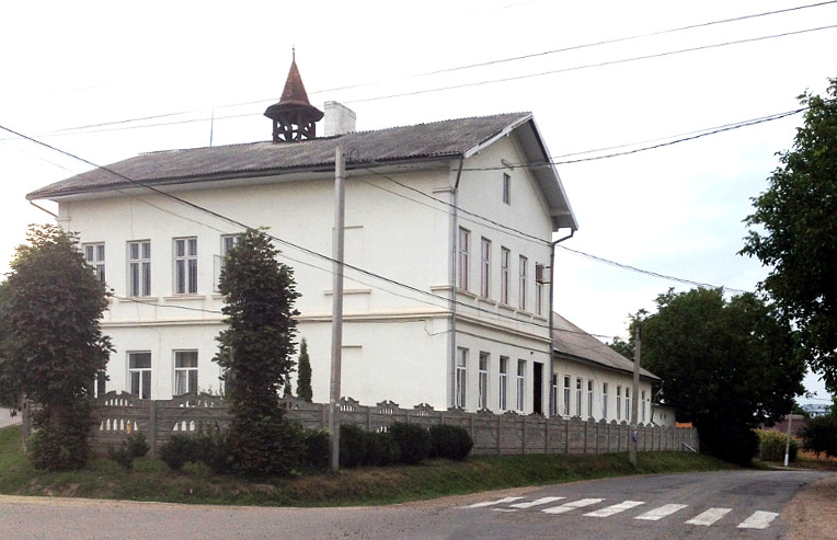 Тисовецька школа
