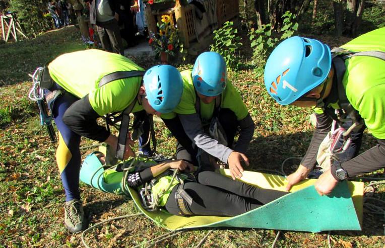 Пошуково-рятувальні роботи