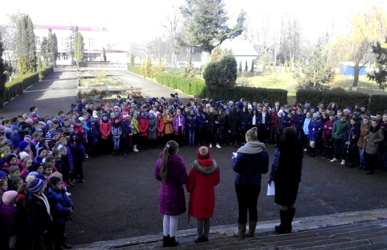 Лінійка пам'яті жертв Голодомору