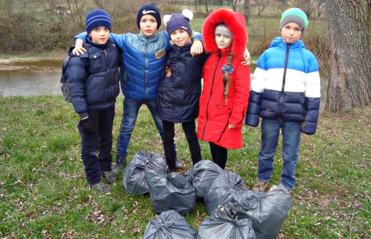 Збирання сміття