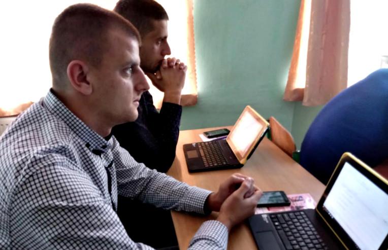 Методоб'єднання вчителів інформатики