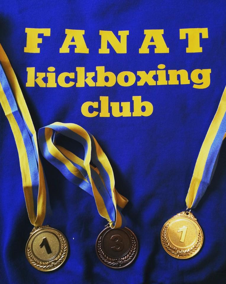 Змагання з кік-боксингу