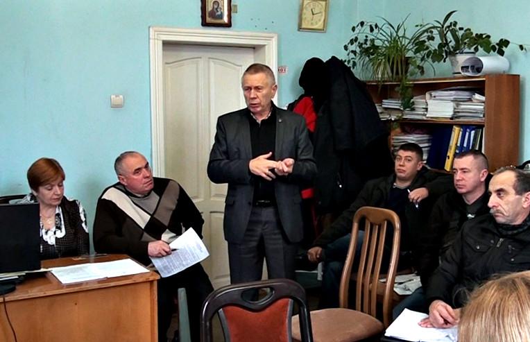 Засідання виконкому міської ради