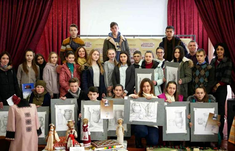 Конкурс художніх шкіл