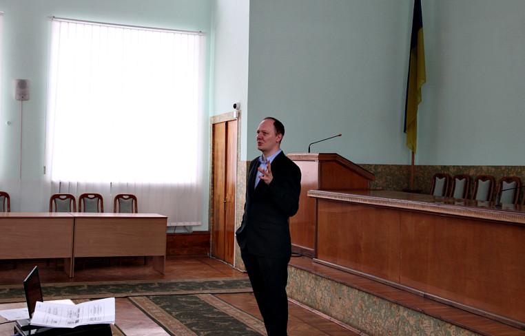 Семінар по проектах