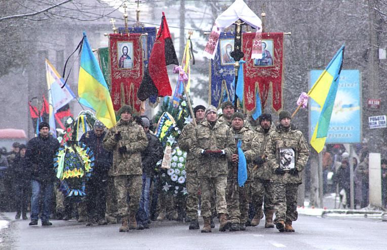 Поховання Ярослава Козака