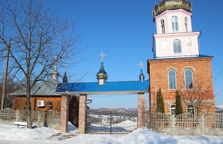 Пограбування церкви