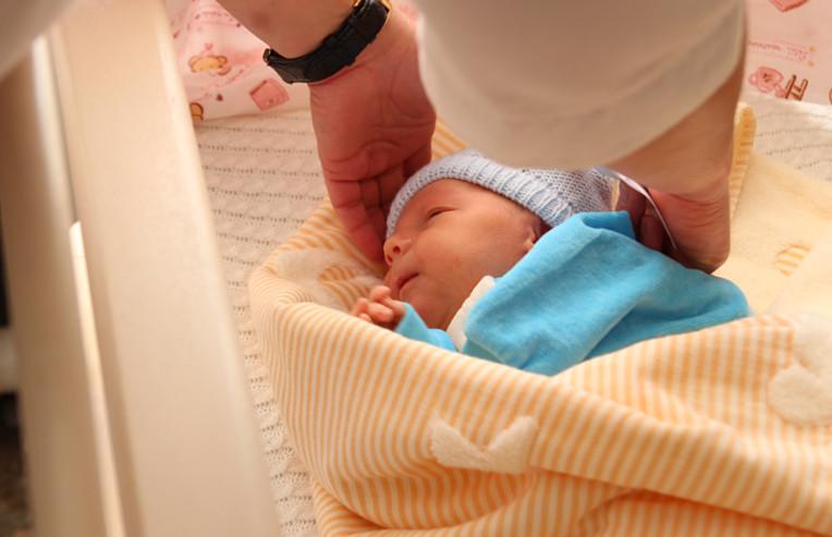 """Немовля у """"Вікні життя"""""""