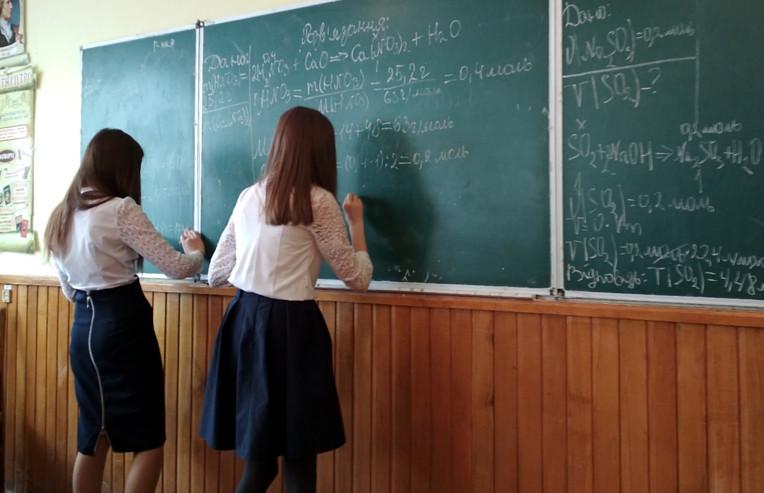Вчителі хімії