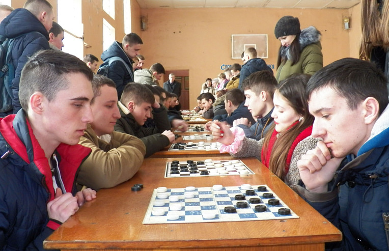 Шашковий турнір