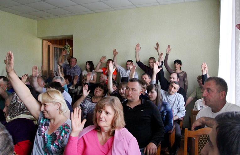 Об'єднання Старих Бросківців