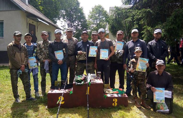 Змагання рибалок
