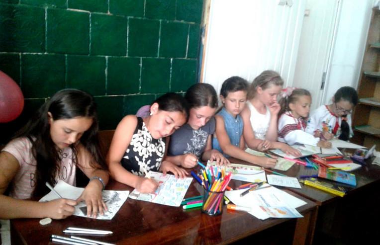 День захисту дітей у Буденці