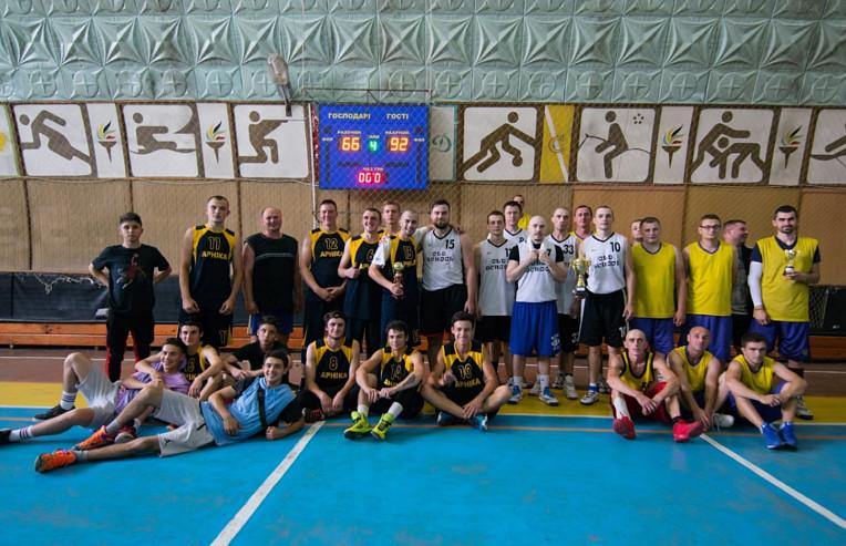 Баскетбольний турнір