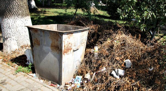 Негабаритне сміття з Сторожинця вивозитимуть у вівторок та суботу