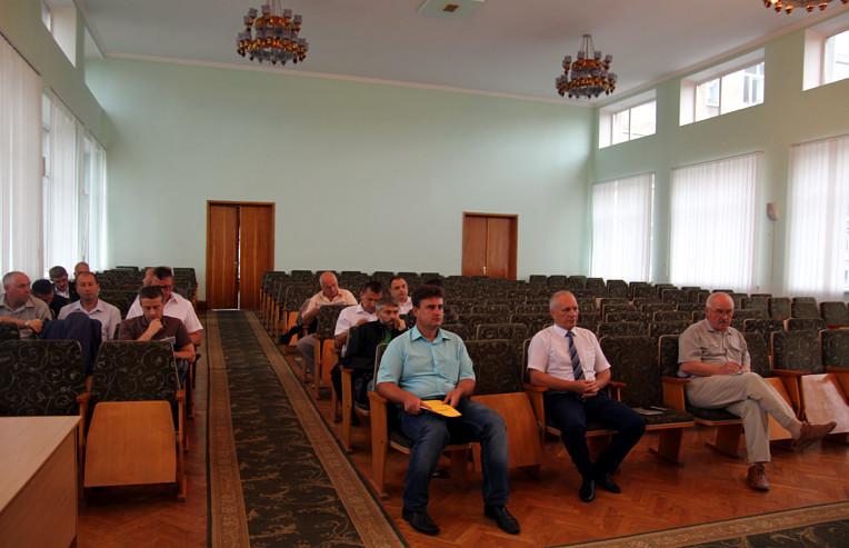 Установчі збори Госпітальної ради