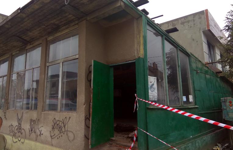 Демонтаж магазину