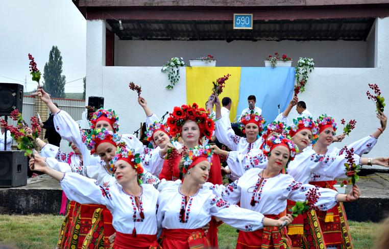 Їжівці святкували День села