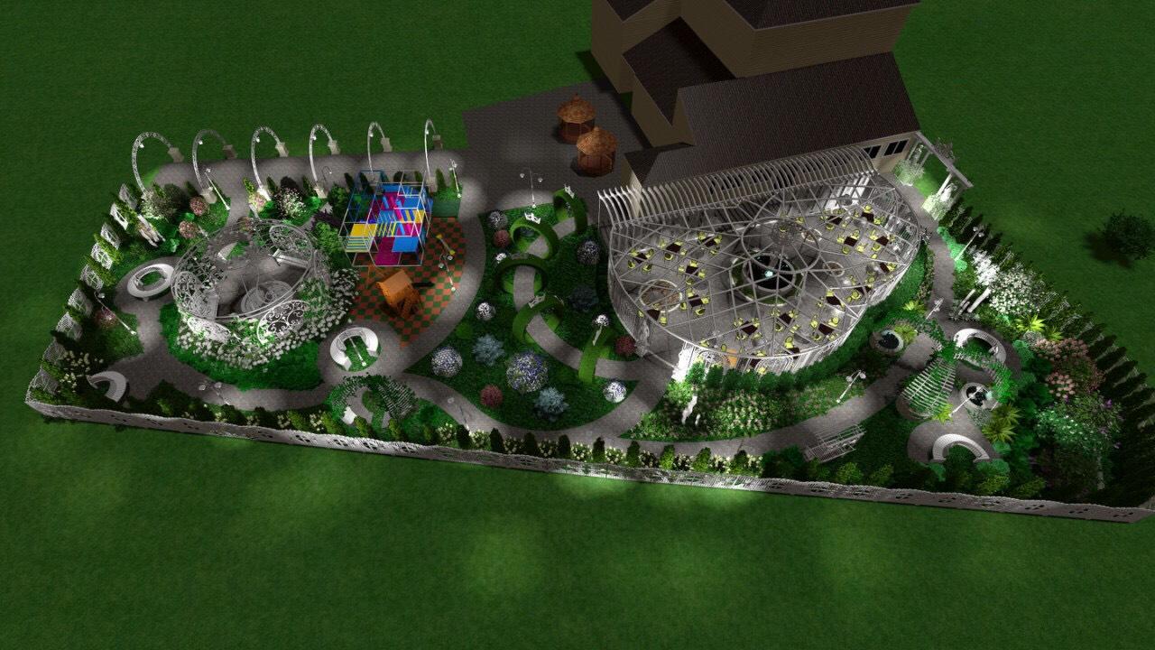У центрі Сторожинця з'явиться новий сквер