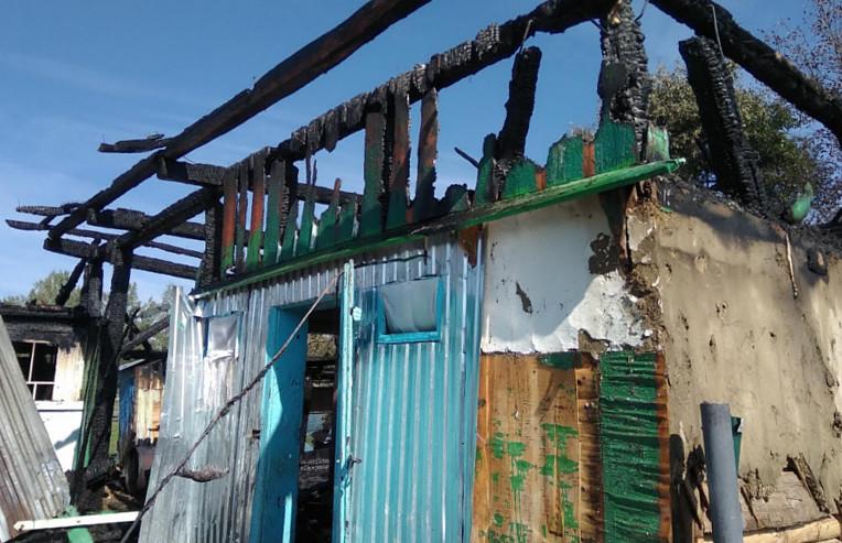 Пожежа у селі Їжівці