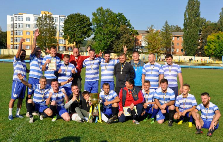 Фінал кубку району з футболу