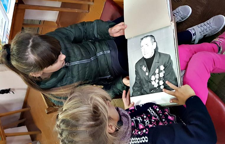 Вшанування пам'яті партизанів