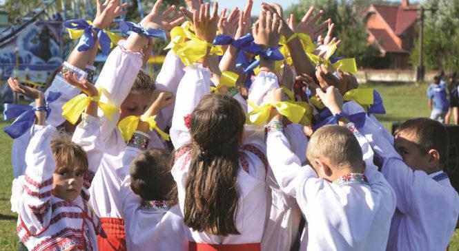 Верхні Петрівці відсвяткували День села
