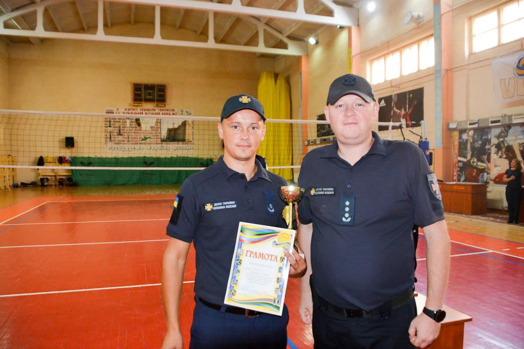 Сторожинецькі рятувальники