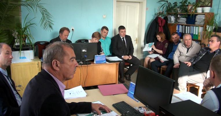 Засідання виконкому