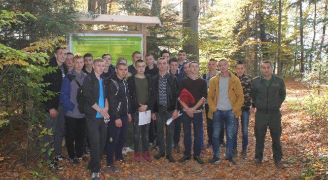 Сторожинецький лісгосп успішно застосовує наближене до природи лісівництво та вчить його методам майбутніх лісівників