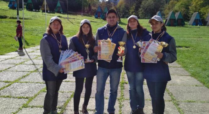 Команда туристів Сторожинецького району взяла участь у 29 обласному туристичному зльоті педпрацівників Чернівецької області