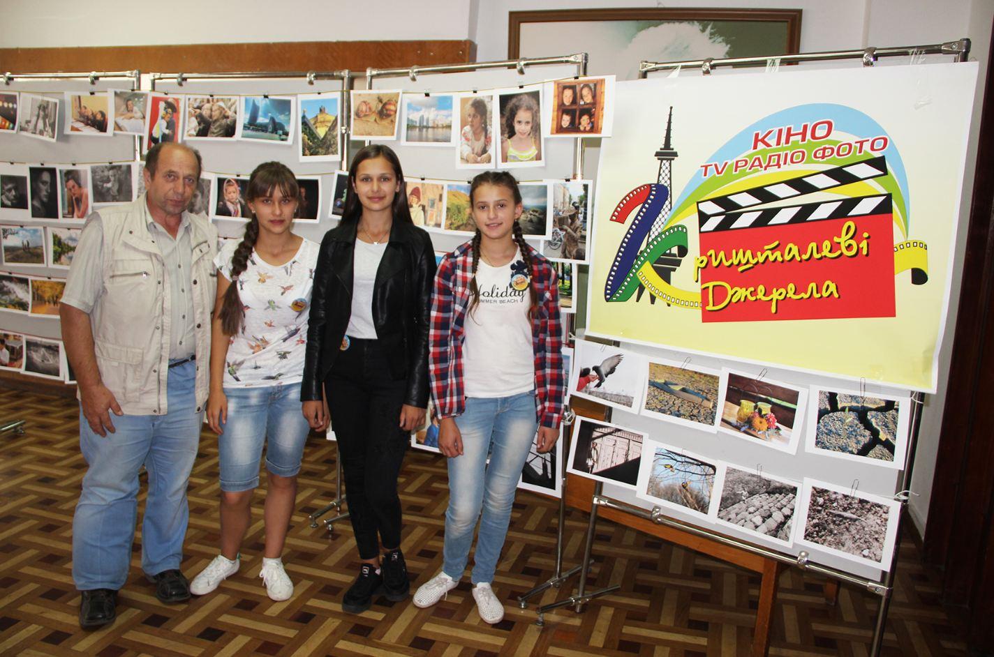 Учасники міжнародного фестивалю