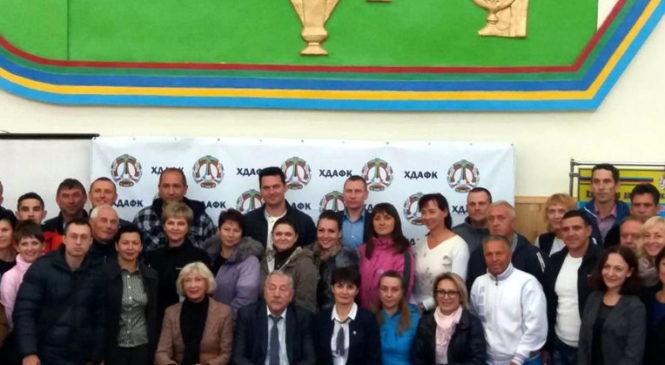 Учителі Сторожинецького ліцею №1 в Харкові спілкувались про культурну спадщину олімпійського руху в системі української освіти