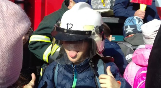 Сторожинецькі рятувальники долучилися до проведення Тижня безпеки життєдіяльності