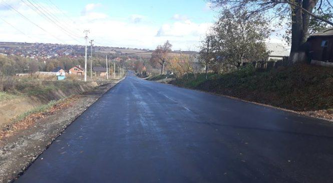 У Великому Кучурові ремонтують одну з найпроблемніших ділянок дороги