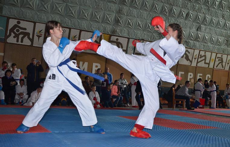 Змагання з карате