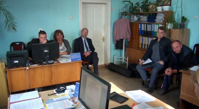 Засідання бюджетної комісії Сторожинецької міської ради