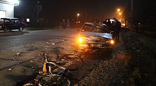 За один вечір у Сторожинці  в двох ДТП збили двох пішоходів – чоловіка та вагітну жінку
