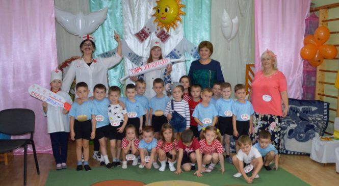 """""""Лінь ми подолаємо, бо здоровими зростаємо"""" – сторожинецькі дошкільнята взяли участь у Дні Здоров'я"""