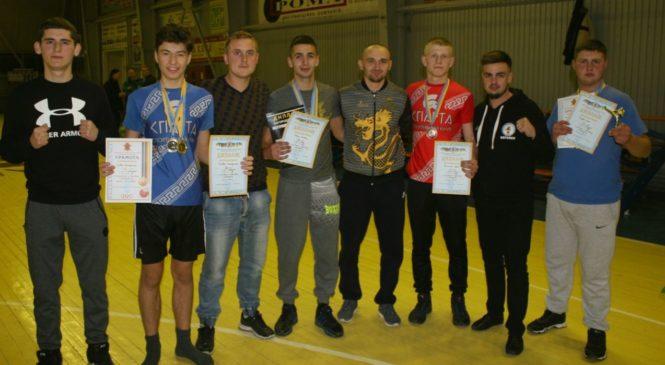 Сторожинецькі спортсмени взяли призові місця на Чемпіонаті області з панкратіону