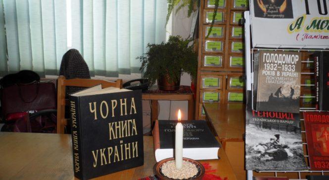 """В Сторожинці відбулася година пам'яті """"Горить свіча… А може то душа?"""""""