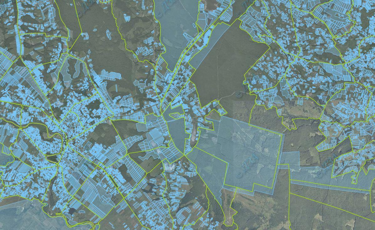 Передача земельних ділянок