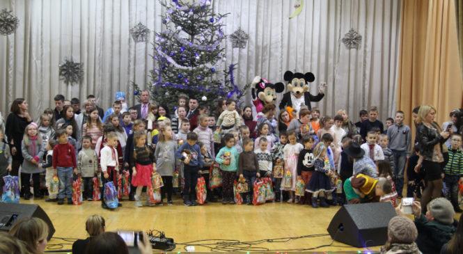 """У """"Юності Підгір'я"""" провели захід до Дня Святого Миколая для дітей з особливими потребами"""
