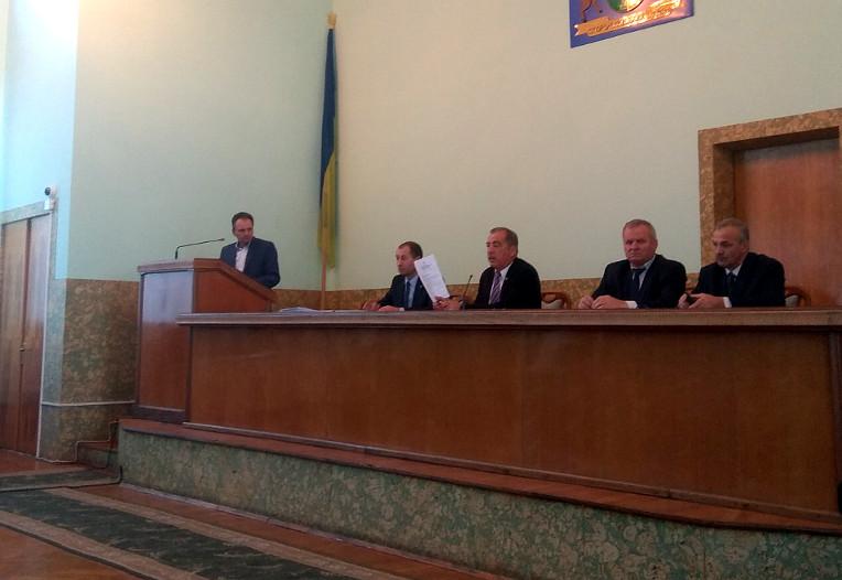 Сесія міської ради