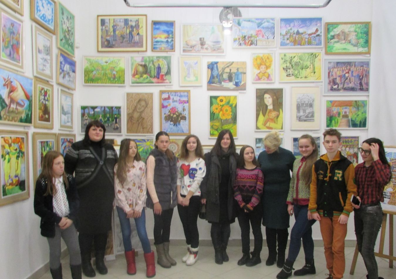 Сторожинецька художня школа