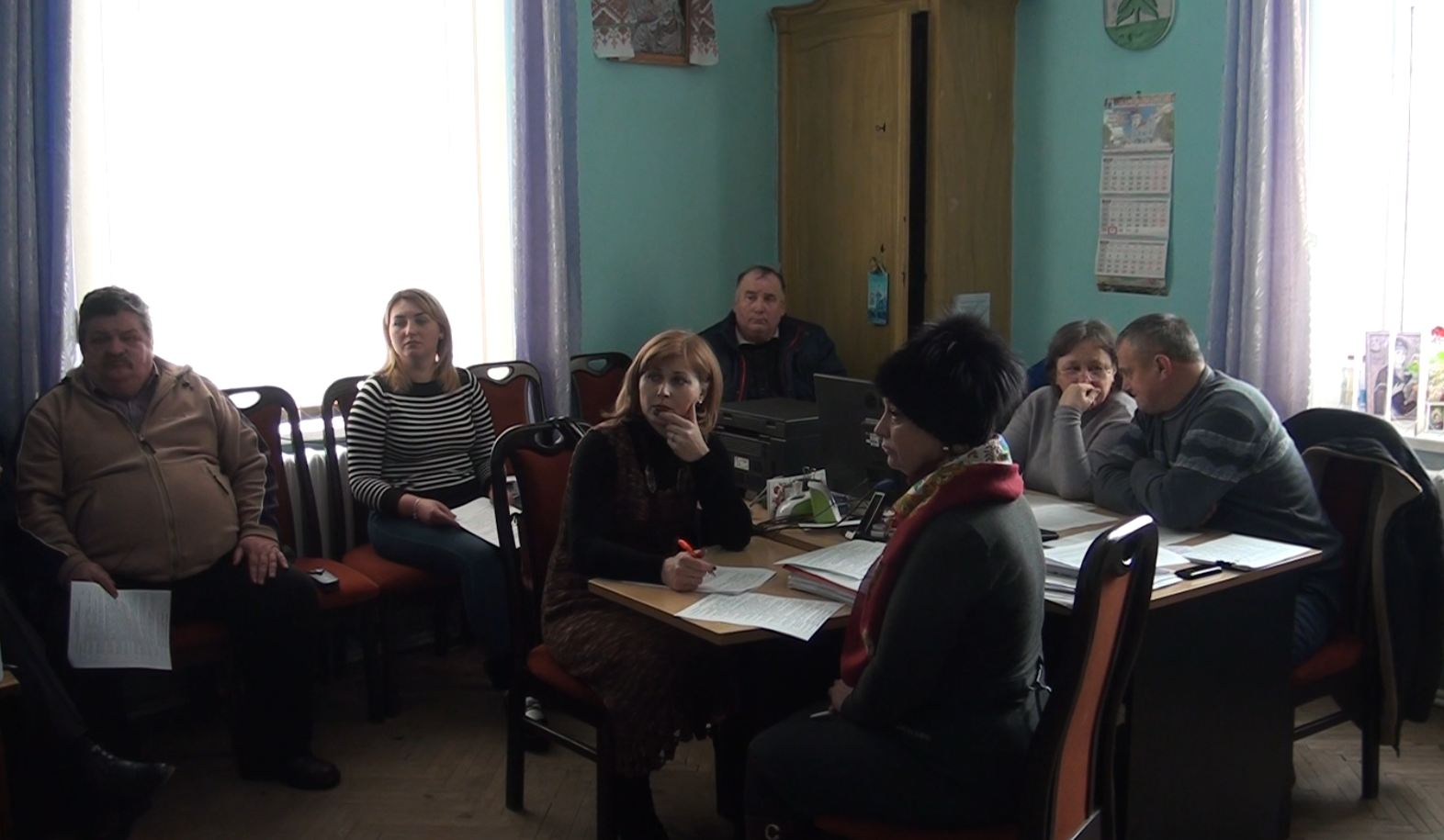 Засідання бюджетної та освітньої комісії